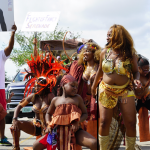 Carnival goers promoting 'Carnival III'